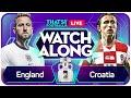 ENGLAND vs CROATIA EURO 202O Watchalong Mark GOLDBRIDGE