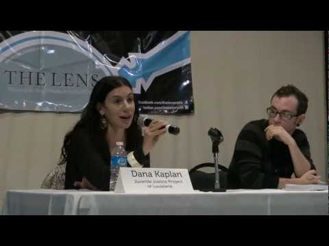 The Lens Panel & Discussion on Juvenile Justice