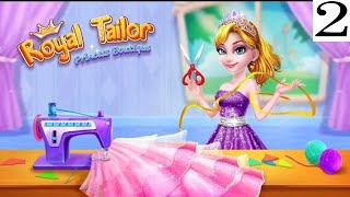 **Day - 2** Royal Tailor Shop 3 Part 2- Princess Clothing Shop Android Gameplay screenshot 3