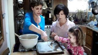 Irish Soda Bread Cookies Video
