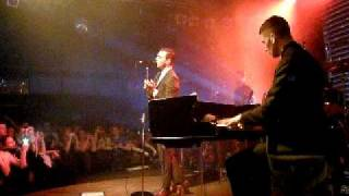 Hurts - Stay, Prague, Lucerna Music Bar