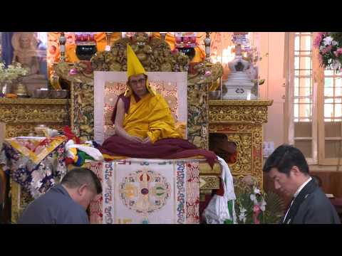 Long Life prayer for His Holiness the Dalai Lama