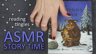 ASMR Reading a great children's book 2 (🎧 soft spoken, light tapping, page turning)