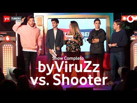 Shooter vs ByViruZz  (Programa completo) #yuTUBERS4