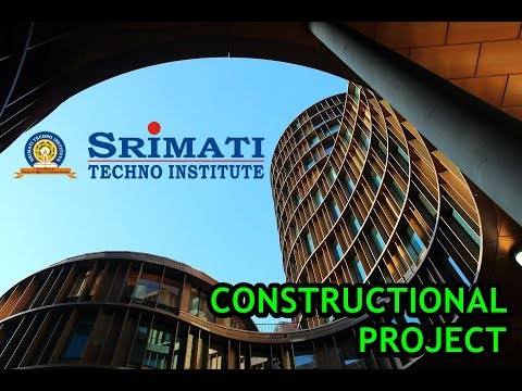 Constructional Project Live Work Demonstration for Interior Designing Students