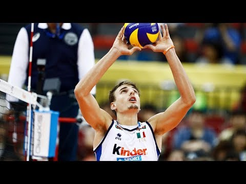 Simone Giannelli - Best Volleyball Setter
