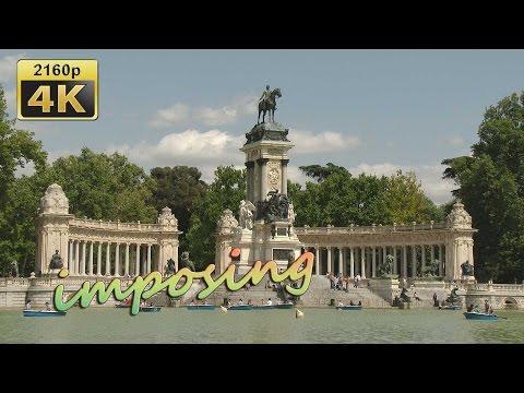 parque-del-retiro,-madrid---spain-4k-travel-channel