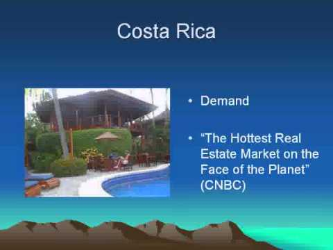 What is the best investment in Costa Rica?