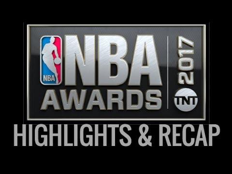 2017 NBA Awards | Highlights & Recap