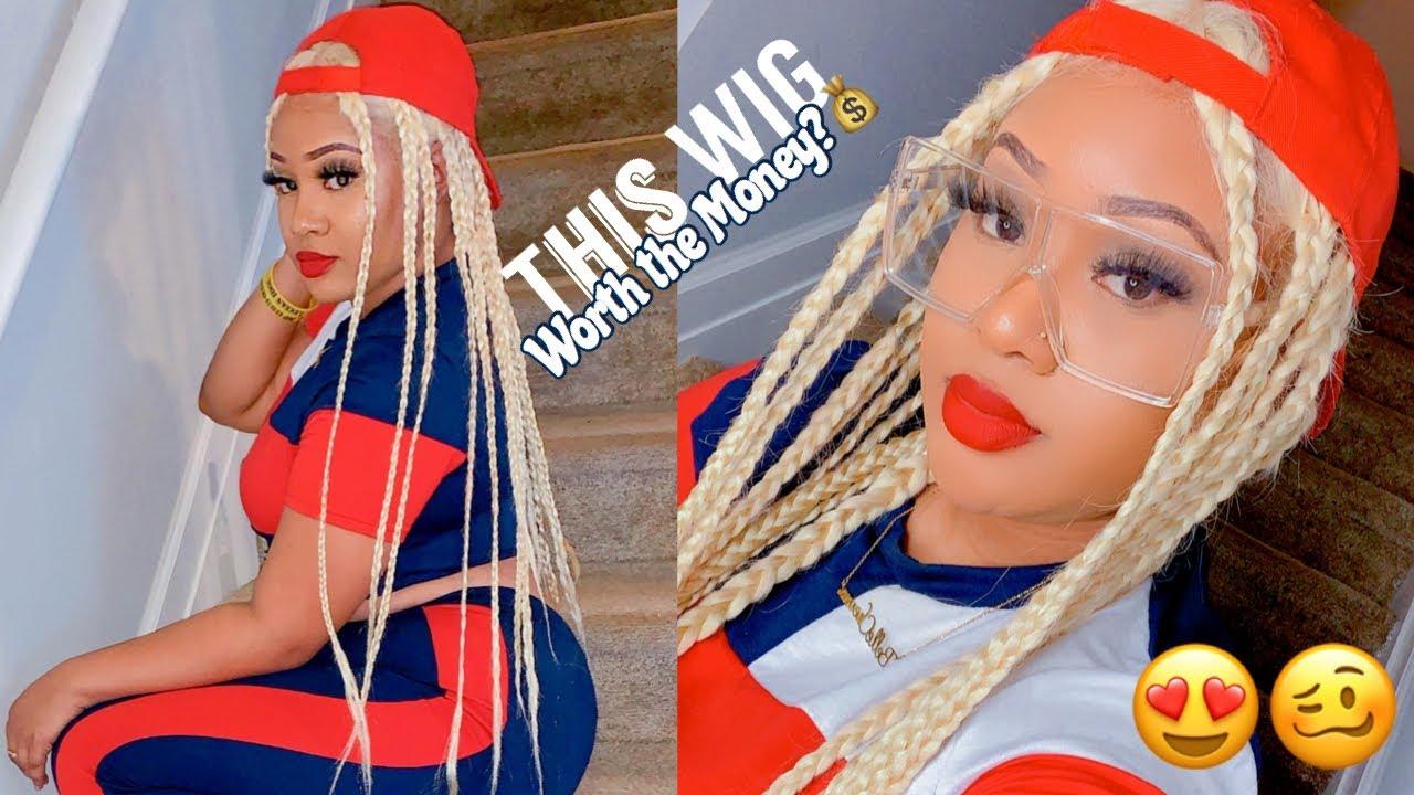 2nd Brazilian WAX update🤣 | 613 Wig Final Review- HeyMyWig Hair