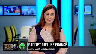 Gjeli francez ben namin, fiton gjyqin dhe 1000 euro - Top Channel