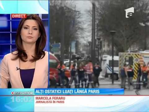 Franţa, sub teroare! Încă un atac armat la Paris