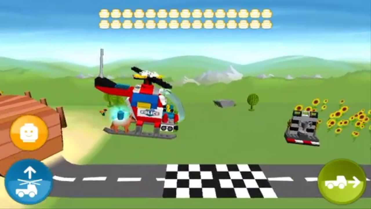 Игра Лего Сити:Полицейская Академия онлайн (Lego City.