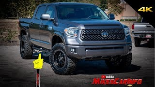 Custom 2019 Toyota Tundra Platinum - Part 1 Detailed Look in 4K