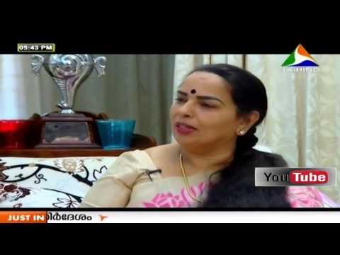 Better Half  Vinodini Balakrishnan│ Wife Of Kodiyeri Balakrishnan │2nd August 2015 │ Full Episode
