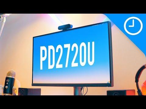 Hands-on: BenQ PD2720U - 27-inch 4K Thunderbolt 3 Display