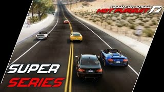 Need for Speed: Hot Pursuit (2010) - Super Series Races (PC)