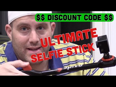 SPIVO STICK - ULTIMATE VIDEO SELFIE STICK