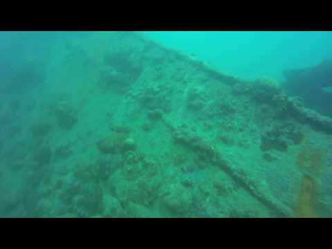 East Tangat Small Wreck