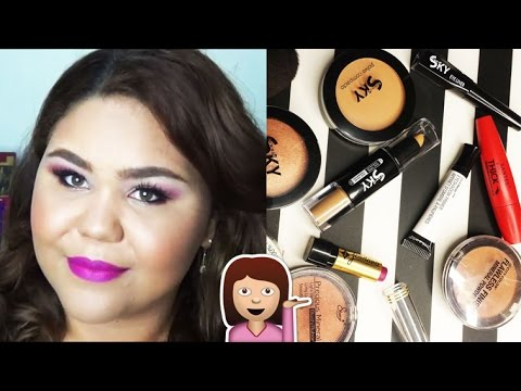 MAKE-UP SUPER lowcost (BBB) 2016 | kittypinky