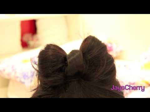 HairStyle: فيونكه على راسك ♥♥ thumbnail