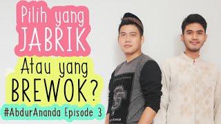 Download Mp3 #abdurananda 3 - Jabrik Atau Brewok?