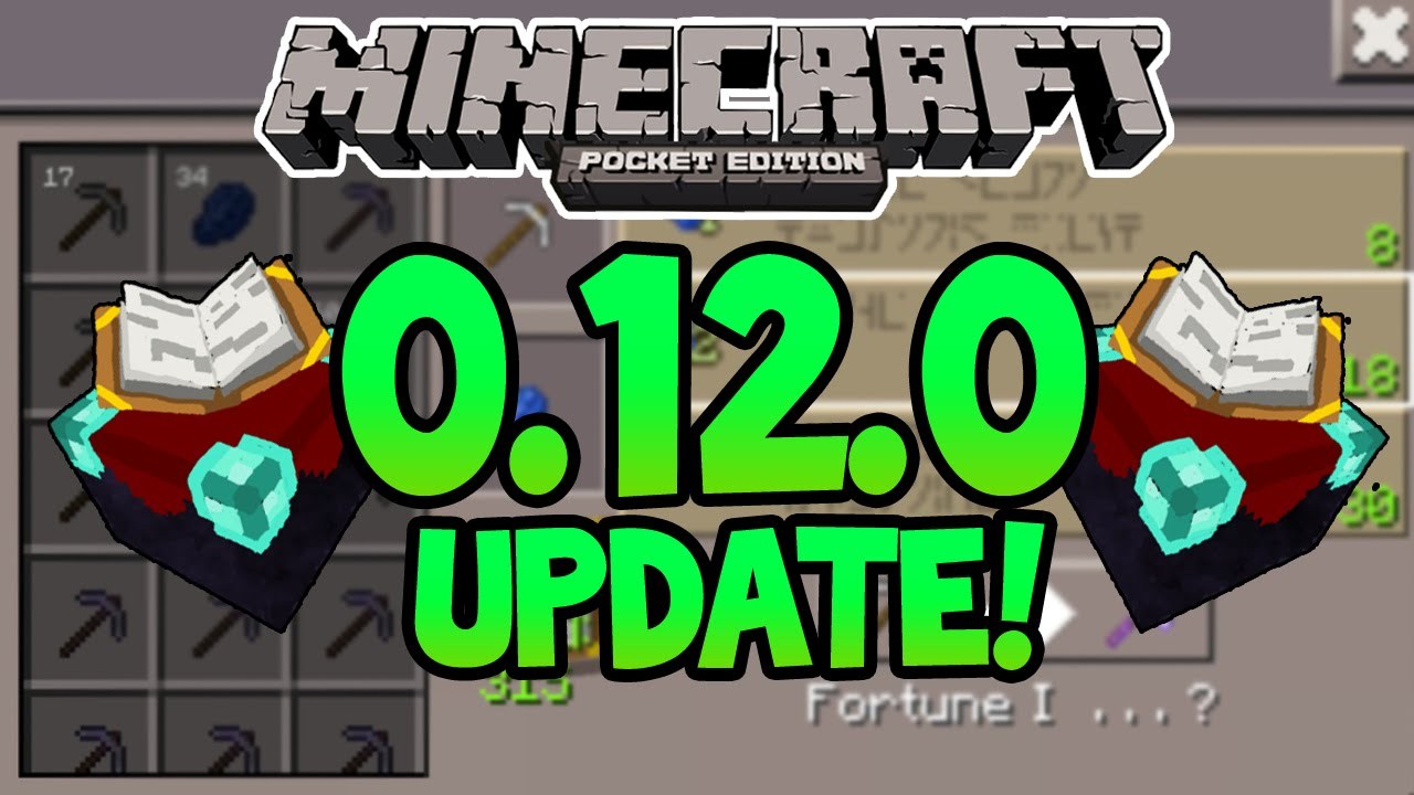 Minecraft pocket edition 0120 update enchantment table minecraft pocket edition 0120 update enchantment table screenshot more youtube publicscrutiny Images