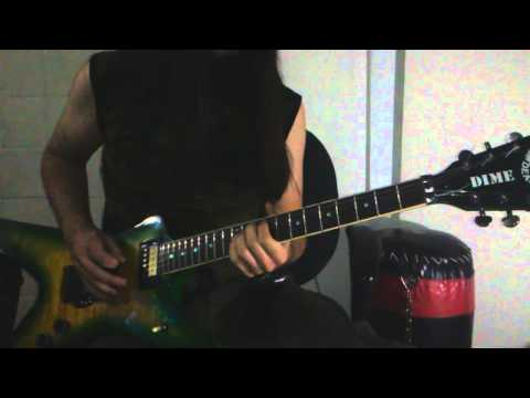 Gates of Ishtar - Trail of Tears (Guitar cover)