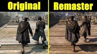 Assassin's Creed 3 Remastered Vs Original 4K Graphics Comparison