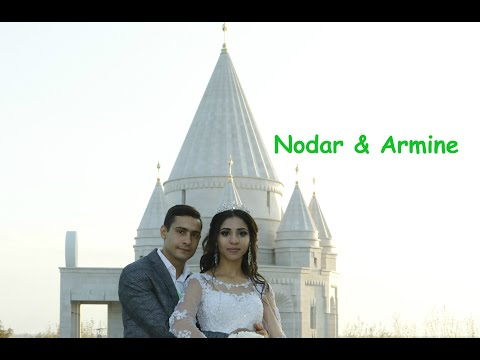 Dawata Ezdia  Armenia   Nodar & Armine / Езидская Свадьба В Армении Нодар & Армине / Նոդար &  Արմինե