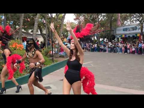 Sixflags Mardi Gras Carnaval 2018