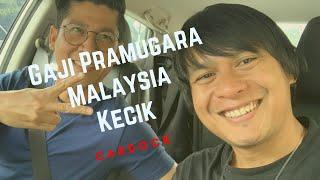 GAJI PRAMUGARA kat Malaysia Kecik! - Cardock (Episode 1)