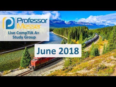 professor messer comptia a+ course notes