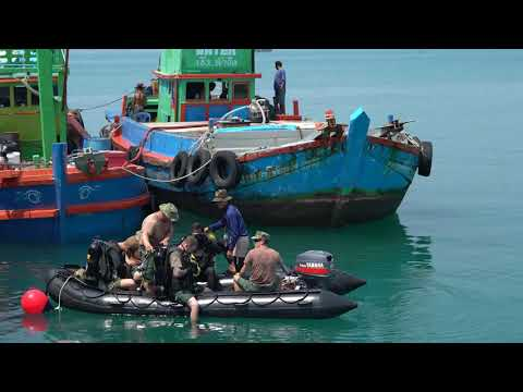 DFN: Multimedia: Exercise Cobra Gold, SATTAHIP, THAILAND, 02.28.2018