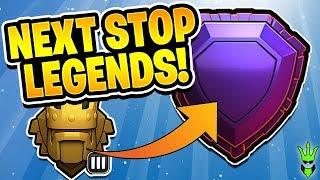 NEXT STOP LEGENDS LEAGUE! - TH10 in Titans League! - Clash of Clans