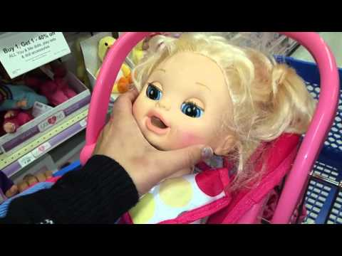 Thumbnail: Baby Alive Goes on Shopping Spree at TOYS R US, then Pumps Gasoline!?