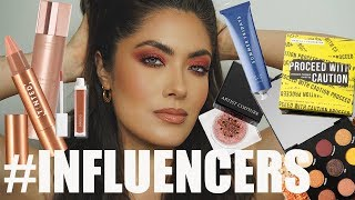 Summertime Makeup | Using Influencer Products | Melissa Alatorre