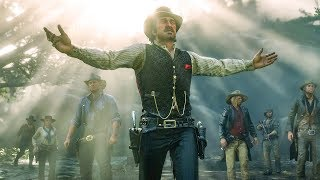 Red Dead Redemption 2 Resting On Almost Perfect Laurels  Luke Stephens