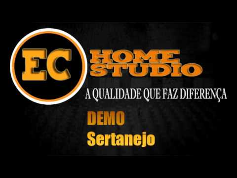EC Home Studio Demo Sertanejo 1