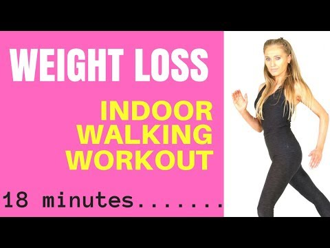 LOSE WEIGHT AT HOME LOW IMPACT WALKING WORKOUT – EASY TO FOLLOW LOSE WEIGHT EXERCISE AT HOME
