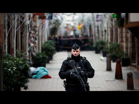 Autoridades francesas classificam ataque de Estrasburgo como terrorismo