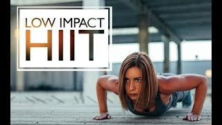 LOW IMPACT HIIT Workout | 20 Minutes | Beginner to Advanced Modifications