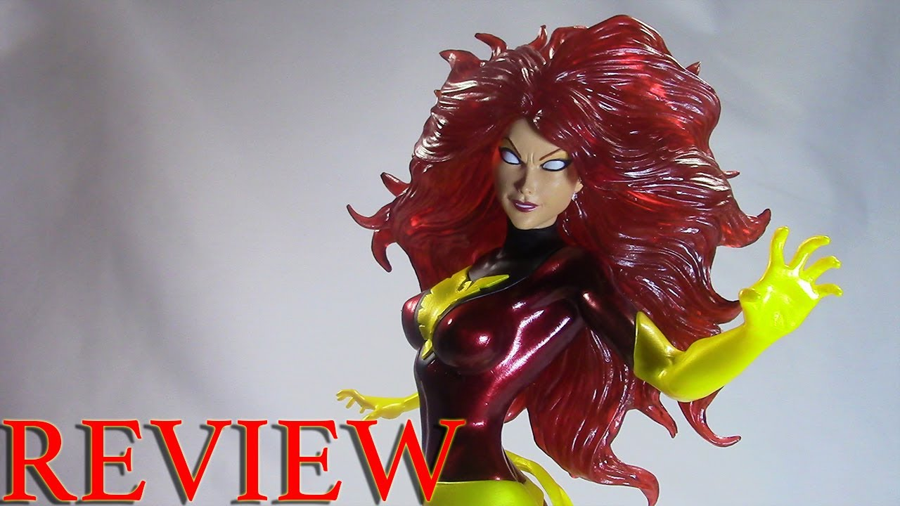 Marvel Dark Phoenix Statue – SDCC 2017 Exclusive  | A Not So Awesome Review