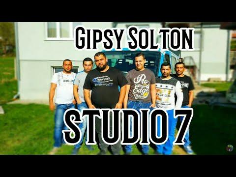 Gipsy SOLTON - ŠTUDIO 7 - ČARDAŠE - 2018