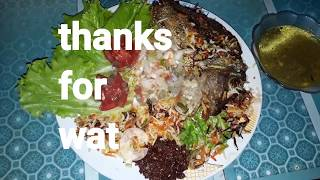 Arabic fish and machboos | how to MAKE fish machboos