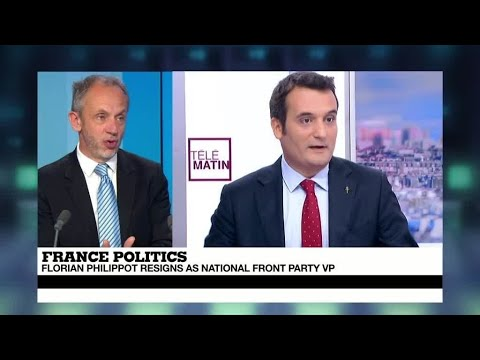 فرانس 24:France: Split looms in far right as Marine Le Pen's key aide quits