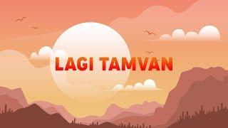Lirik Lagu🎵 LAGI SYANTIK DIJAWAB LAGI TAMPAN #LagiSyantik