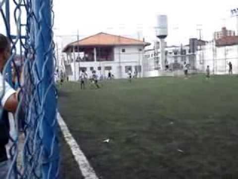 Gol Joao Vitor Camillo - Chute Inicial Corinthians Centro Campinas