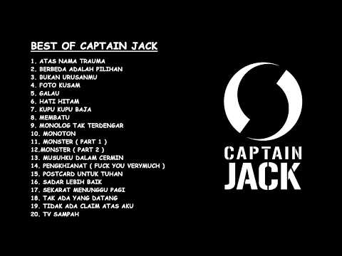 Captain Jack Full Album (HQ Audio)