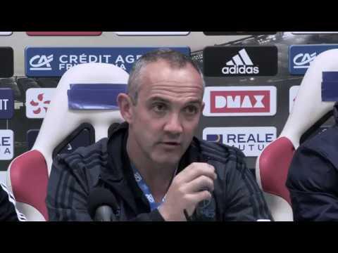 Italia VS Tonga: conferenza stampa post partita